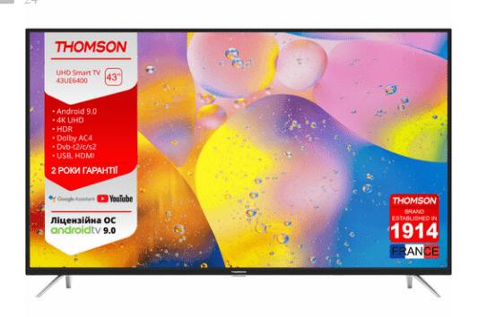 Купить телевизор Thomson